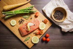 kost med omega 3