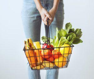Vegetar måltidskasse